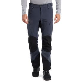Haglöfs Rugged Mountain Pants Regular Men, azul/negro